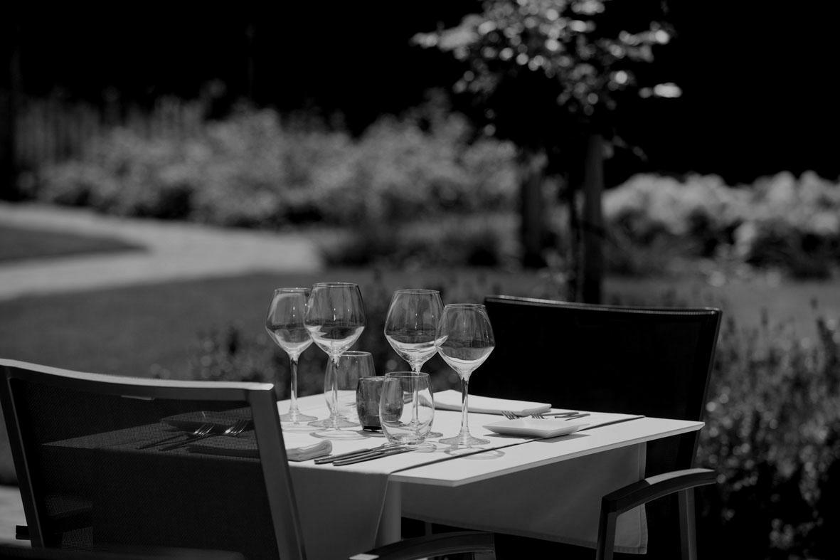 Restaurant Villa78 - Tuin