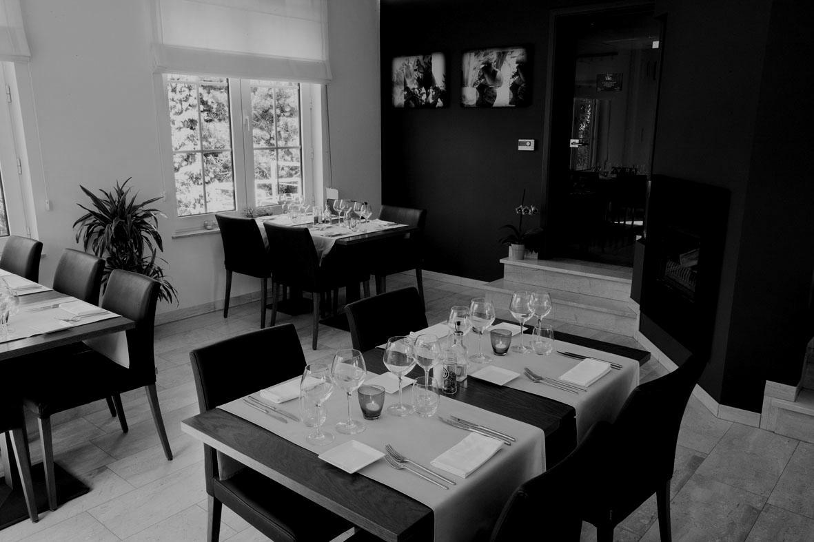 Restaurant Villa78 - Interieur